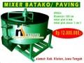 mixer paving dan batako
