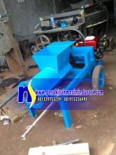 mesin pembuat adonan bata merah